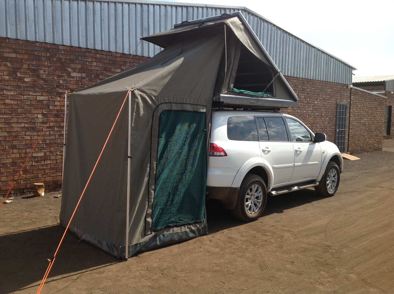 If you require any further information on our  Hard Shell Roof Tents  or the  Add a rooms  then please do not hesitate to contact us. & Hard Shell Roof Tent | Custom Leisure Tech