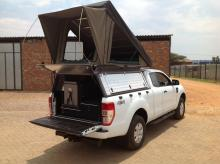 Quick pitch roof top tent & Welcome to Custom Leisure Tech | Custom Leisure Tech